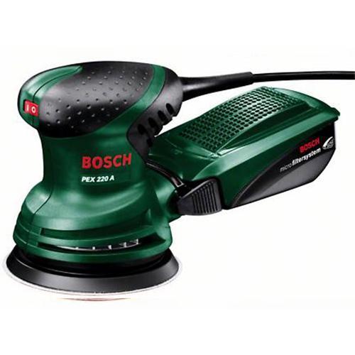 Брусалица Bosch PEX 220 A