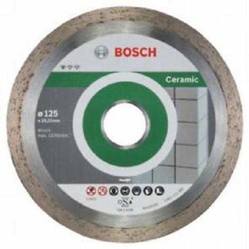 Дијамантски диск керамика Bosch 125 mm