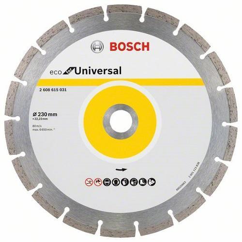 Дијамантски диск универзал Bosch 230 mm