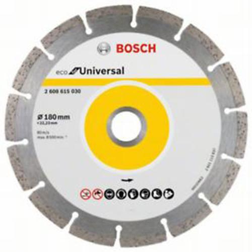 Дијамантски диск универзал Bosch 180 mm