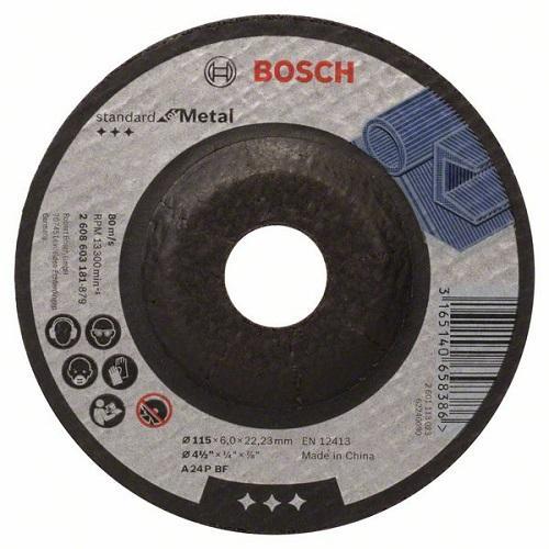 Камен за брусење 115x6 Bosch