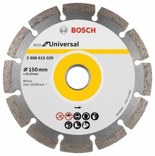 Дијамантски диск универзал Bosch 150 mm