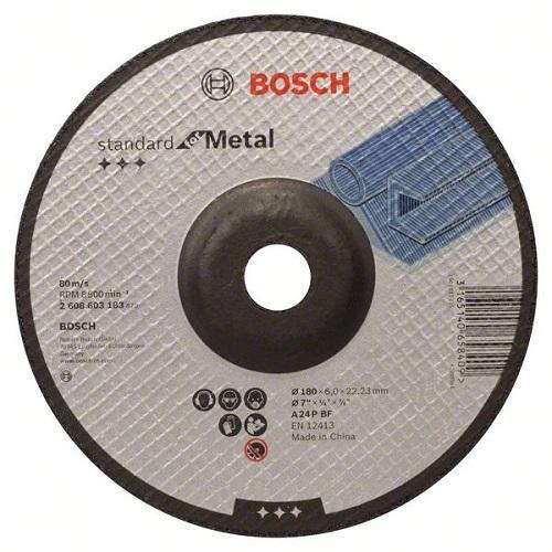 Камен за брусење 180x6 Bosch