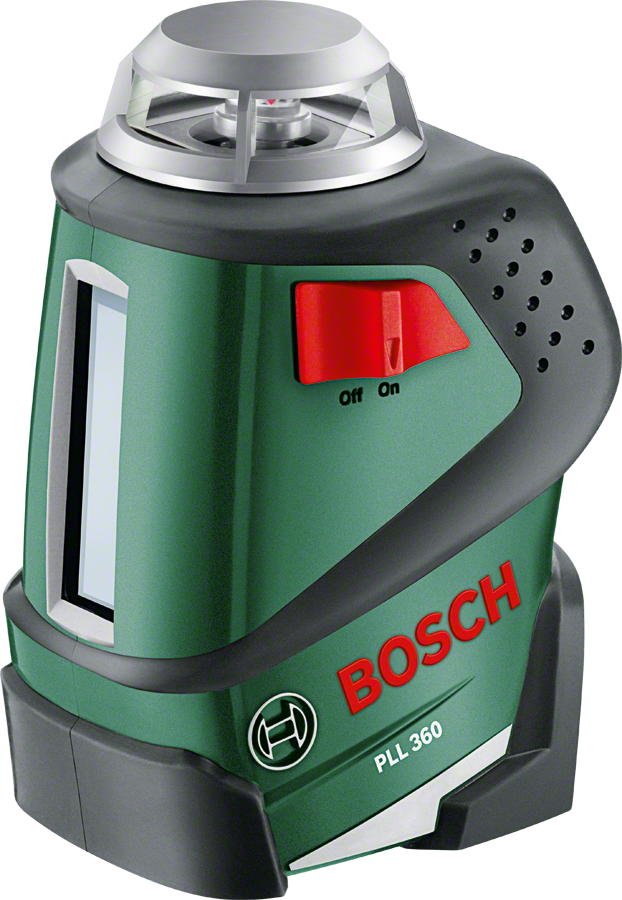 Линиски ласер Bosch PLL 360