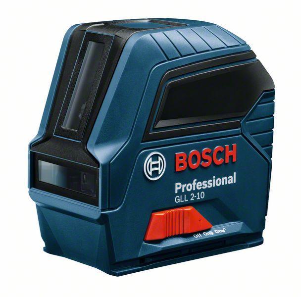 Линиски ласер Bosch GLL 2-10