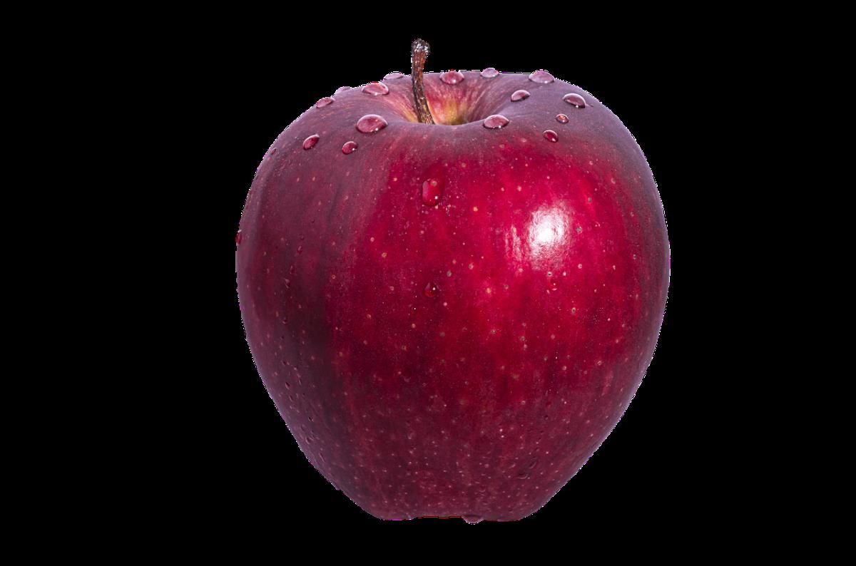 Црвен делишес јаболка